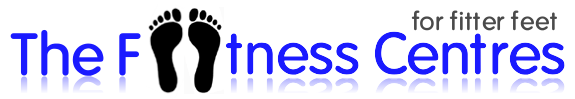 The Feetness Centres logo